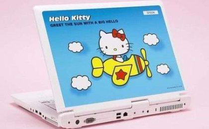 Epson Endeavor NJ2100 Hello Kitty