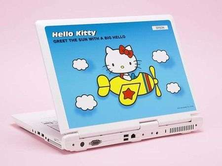 Epson Endeavor NJ2100 Hello Kitty