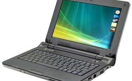 Everex CloudBook Max con Wimax