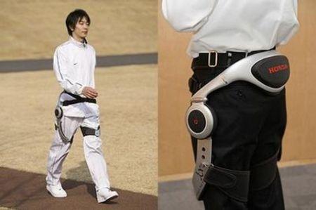 Honda e il sistema di camminata assistita