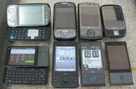 Gli HTC Misteriosi