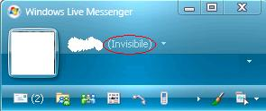 Scoprire chi è invisibile su Msn Messenger