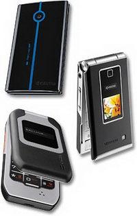 Kyocera presenta 3 cellulari CDMA al CTIA 08