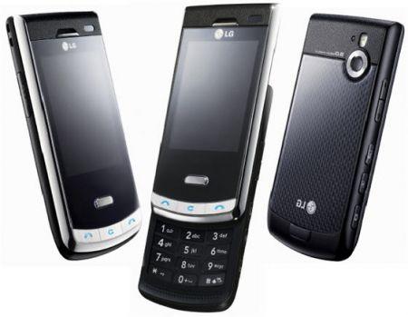 LG KF750 con 5 megapixel