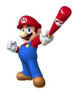 Mario Super Sluggers Wii: Baseball!