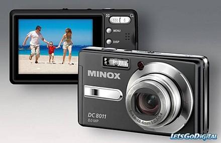 Minox DC-8011 da 8 megapixel