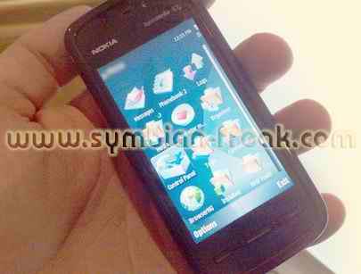 Nokia Tube, il primo touchscreen S60?
