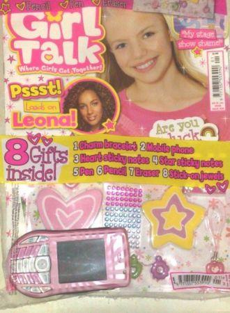 Nokia 6630 in regalo con rivista per ragazzine