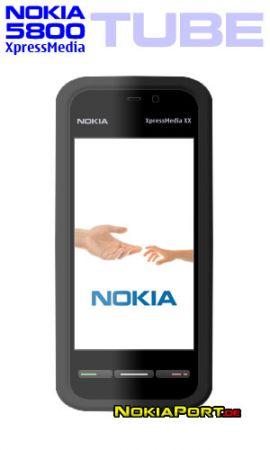 Nokia 5800 Xpress Media scheda tecnica