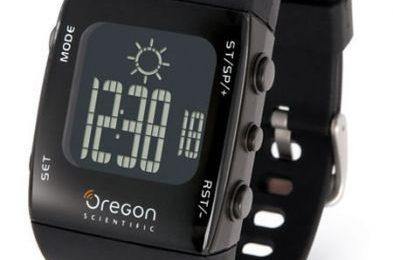 Oregon Scientific Meteo: l'orologio Giuliacci
