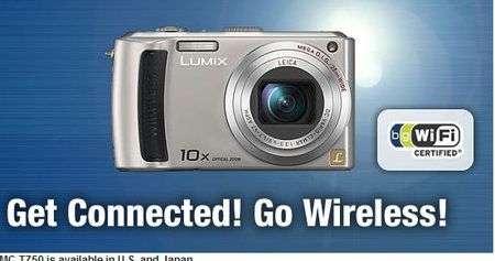 Panasonic Wi-Fi LUMIX TZ50