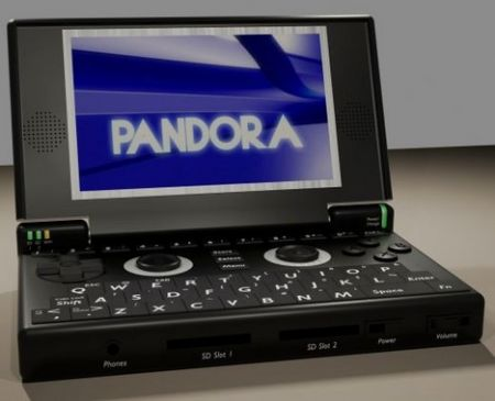Pandora la console alternativa