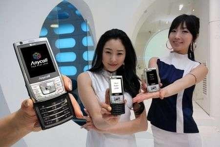 Samsung SCH-M470 primo HSUPA