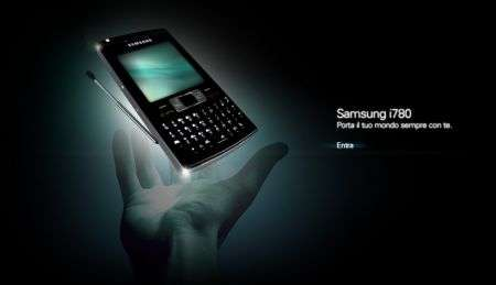 Samsung SGH i780, smartphone eccellente