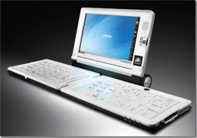 Samsung P9200 UMPC pronto