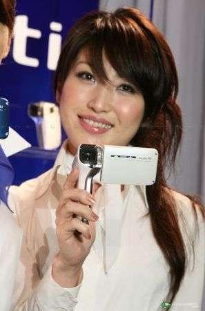 Sanyo Xacti DMX CA8 waterproof