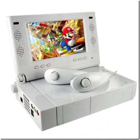Nintendo Wii 7 inch Monitor
