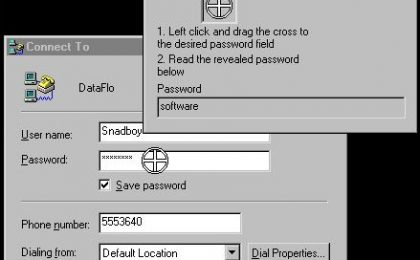 SnadBoy's Revelation: per leggere le password nascoste