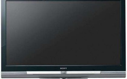 Sony Bravia W4000 Series LCD TV