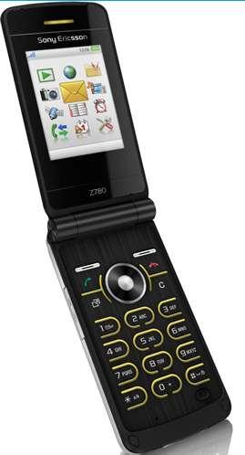 Sony Ericsson Z780 scheda tecnica