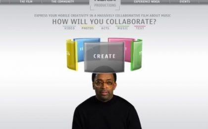 Nokia e Spike Lee per un film mobile