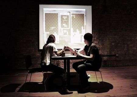Tresling: Tetris e Wrestling!