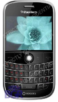 Blackberry 9000 primi dettagli