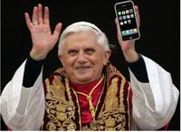 Papa Ratzi: sms per chiamare i giovani alla Giornata della Gioventù