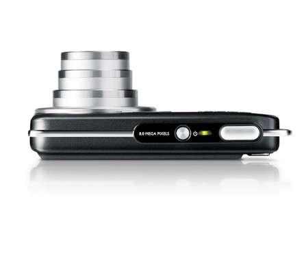 BenQ T850 la più sottile fotocamera da 8 megapixel