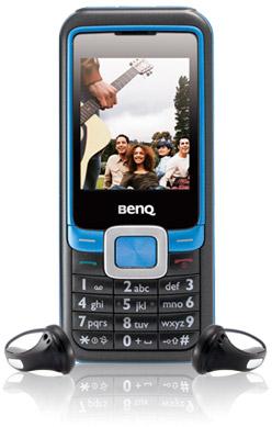 Benq C36 music phone