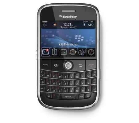 Blackberry Bold in arrivo