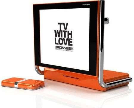 Brionvega Alpha, una tv di classe
