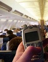 Cellulari in volo? Meglio Internet!