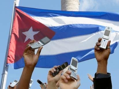7400 clienti mobili a Cuba in 10 giorni