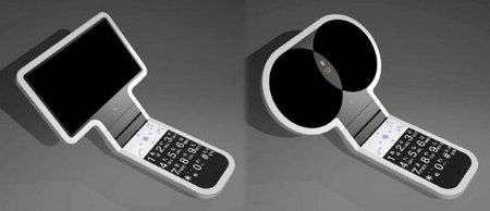 Cuusoo, cellulare con schermo intercambiabile