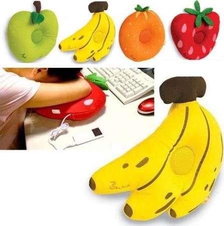 Speaker cuscini alla frutta
