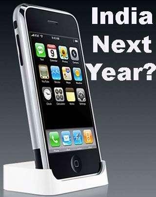 Iphone in India