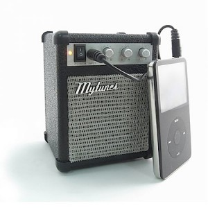 Mytunes MP3: amplificatori cool
