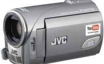 JVC GZ MS100 predisposto a Youtube