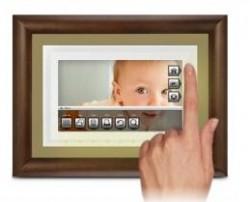 Kodak EasyShare M1020 e M820: cornici digitali touchscreen