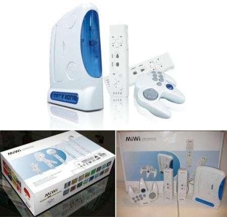 Miwi, il clone cinese della Wii!