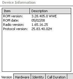 HTC TYTN II: upgrade da Windows Mobile 6 a 6.1