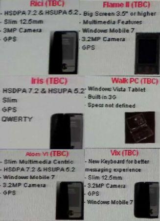 MWG, presentati sette nuovi smartphone