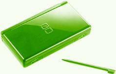 Nintendo DS Lite nuovi colori verde, rosso e turchese