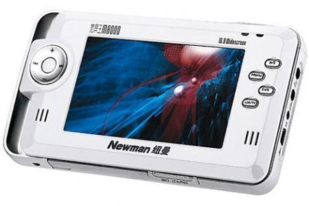 Newman M8000 PMP da 250 GB