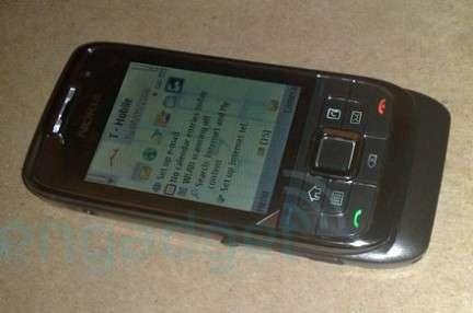 Nokia E66, altre foto