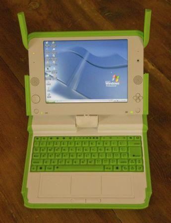 OLPC XO con XP