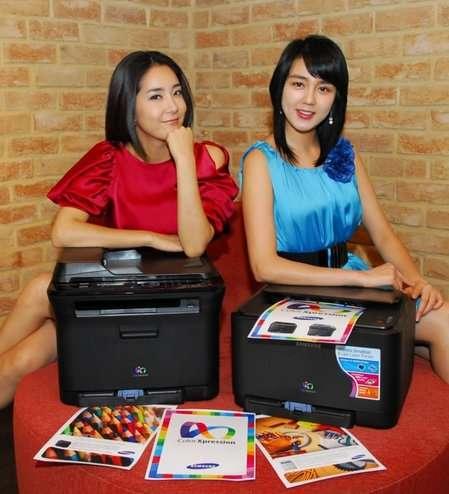 Samsung CLP-315K e CLX-3175FNK