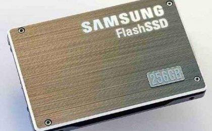 Samsung 256GB SSD veloce e spietata
