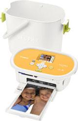 """Stampante Canon Selphy CP770 """"Secchiello"""" per bambini"""